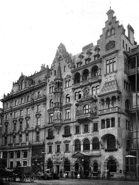 Hotel Meissl & Schadn (1900)