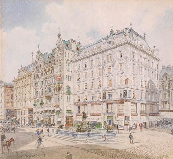 Hotel Meissl & Schadn (1907)