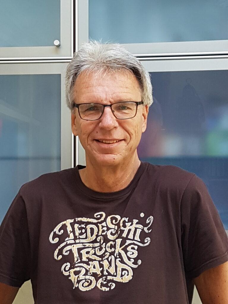 Bert van der Waal van Dijk 2021