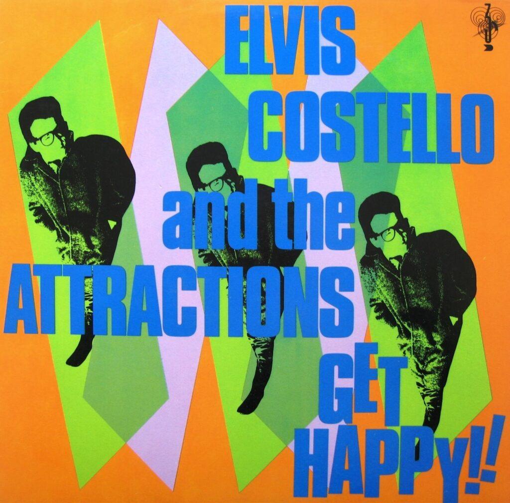 Elvis Costello & The Attractions - Get Happy!!