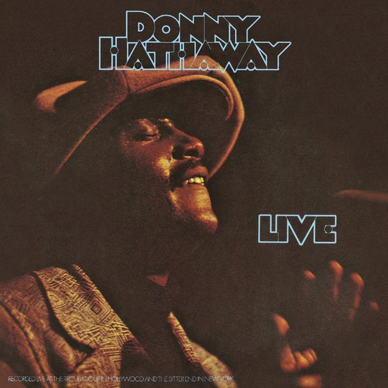 Donny Hathaway Live 1972
