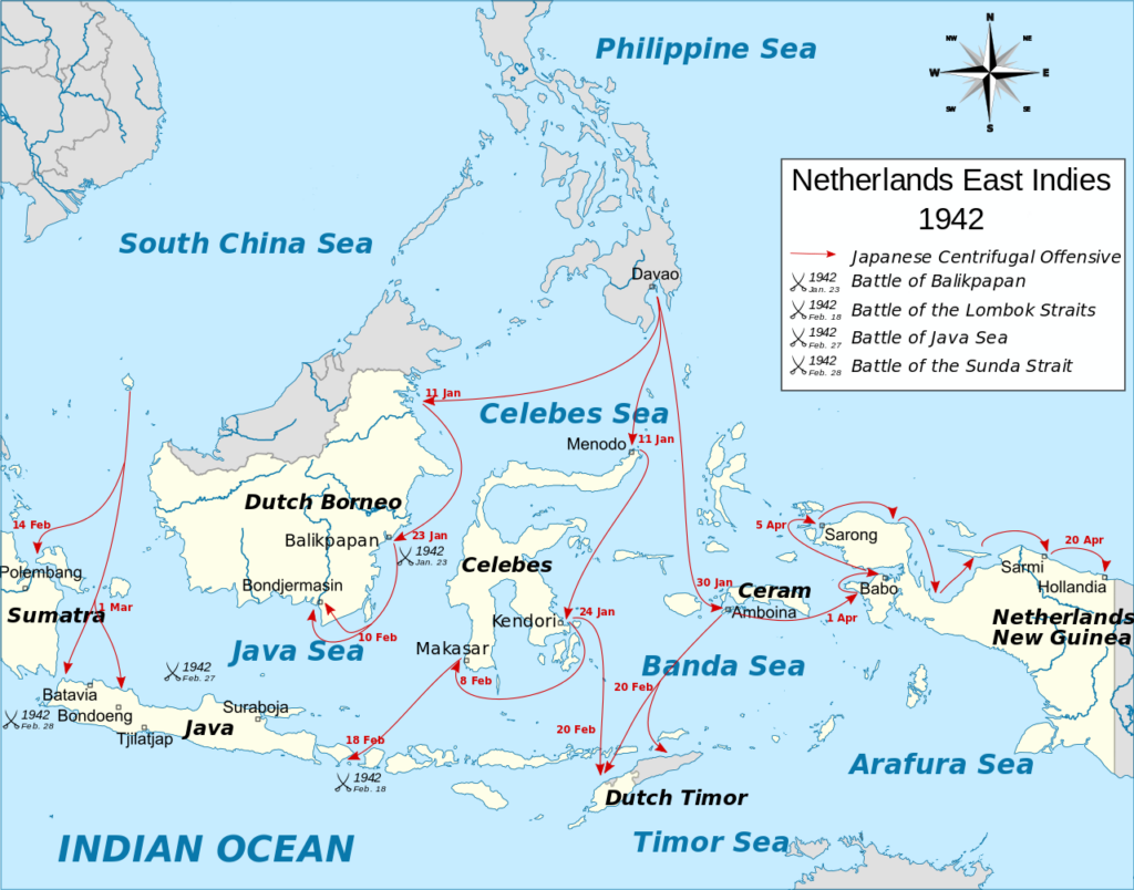 Indonesië 1942