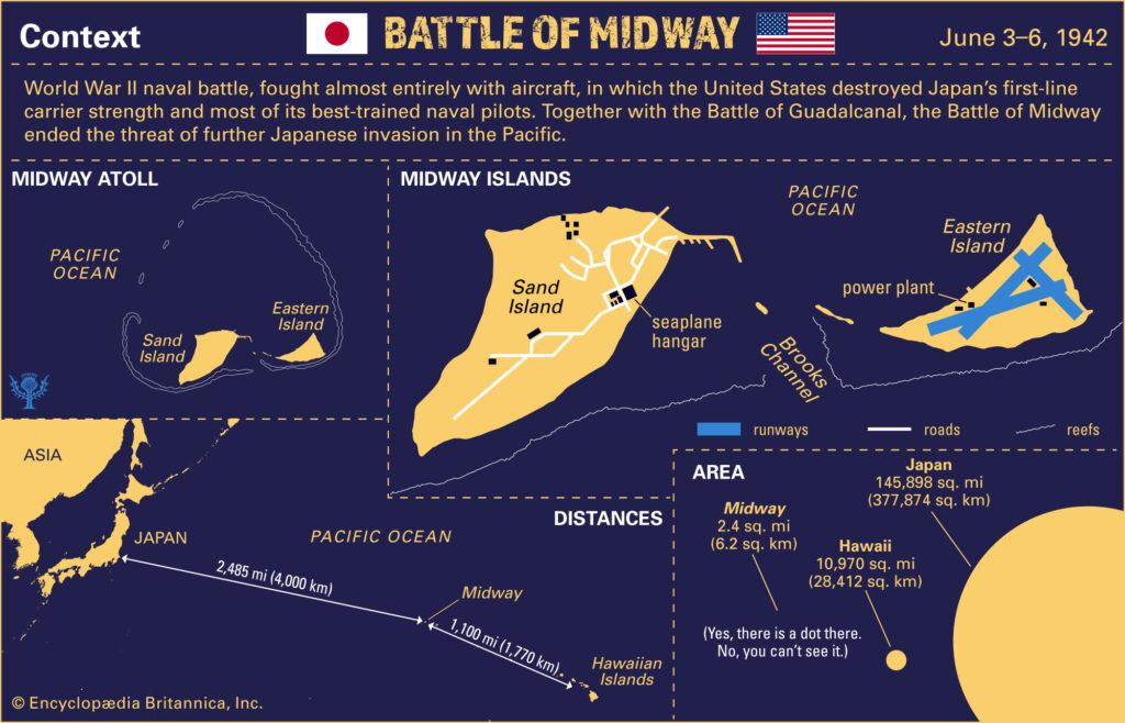 Slag om Midway 4 juni 1942