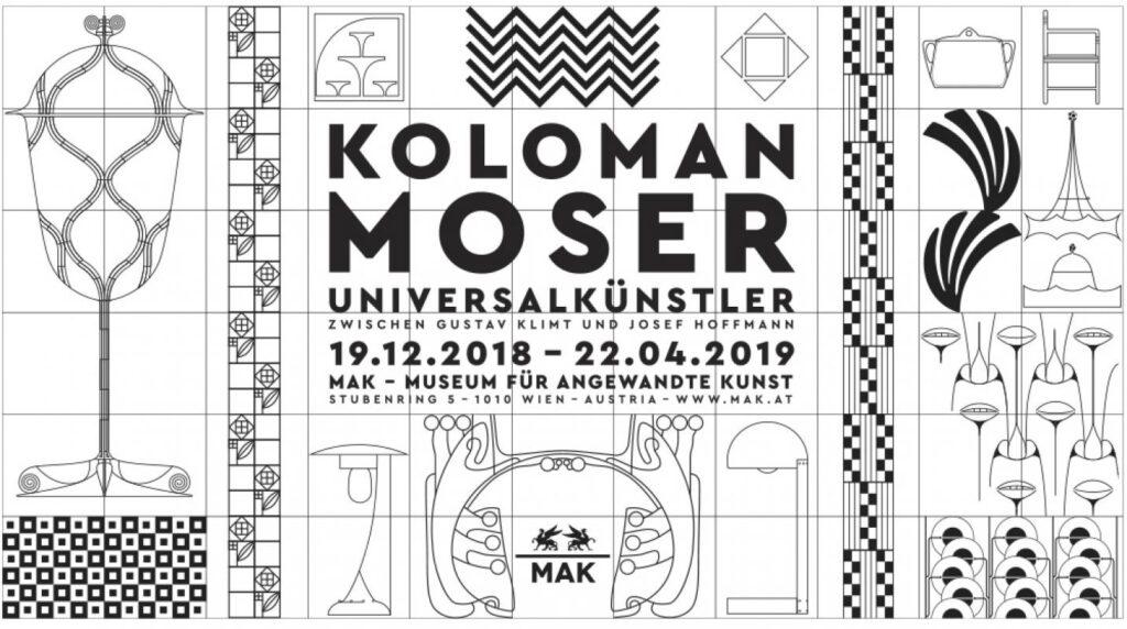 MAK Koloman Moser 2018
