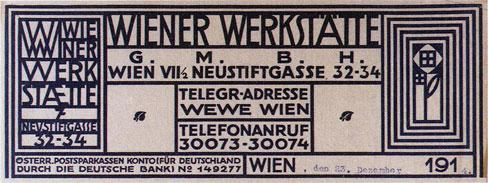 Wiener Werkstätte