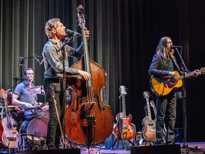Wood Brothers Live