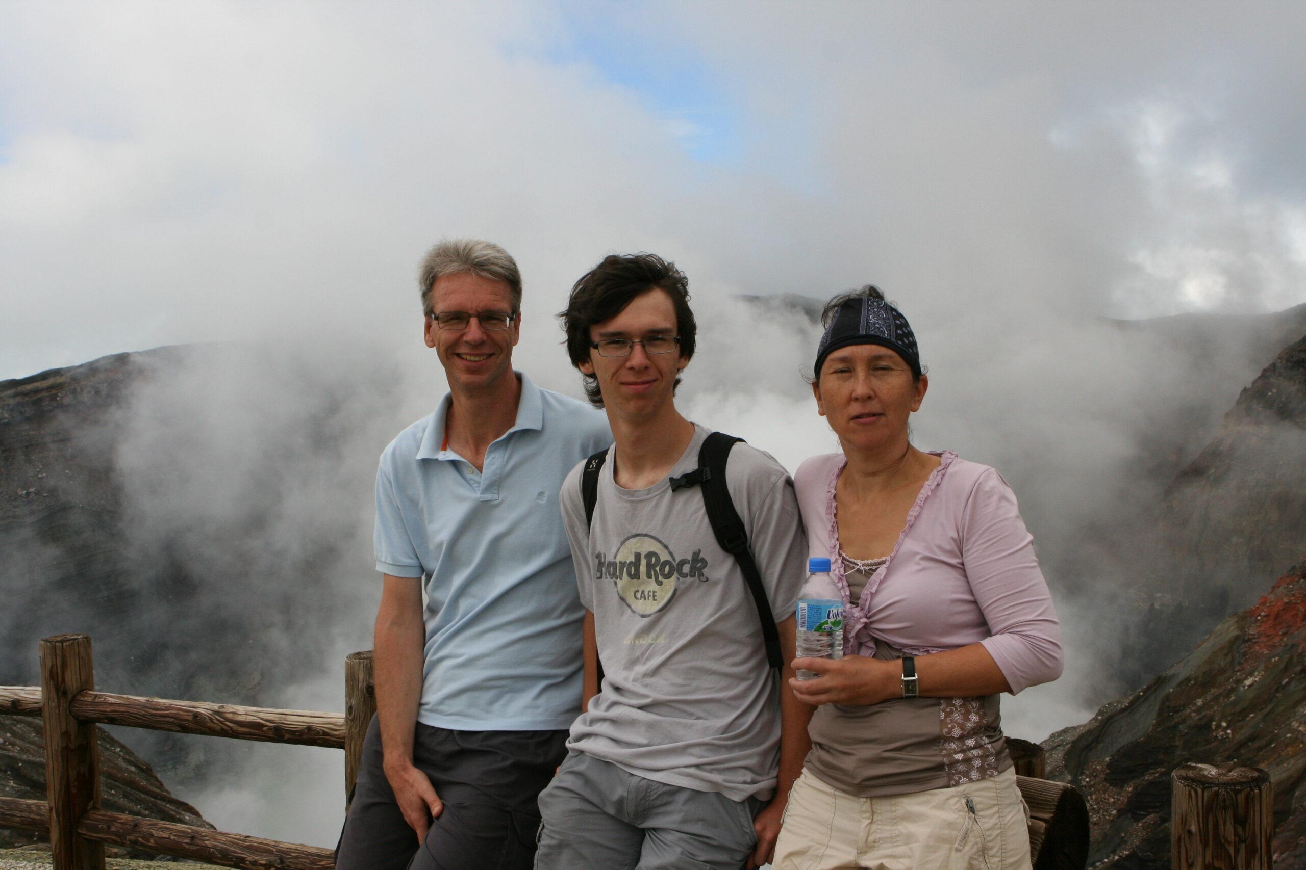 Bert, Wouter en Judith