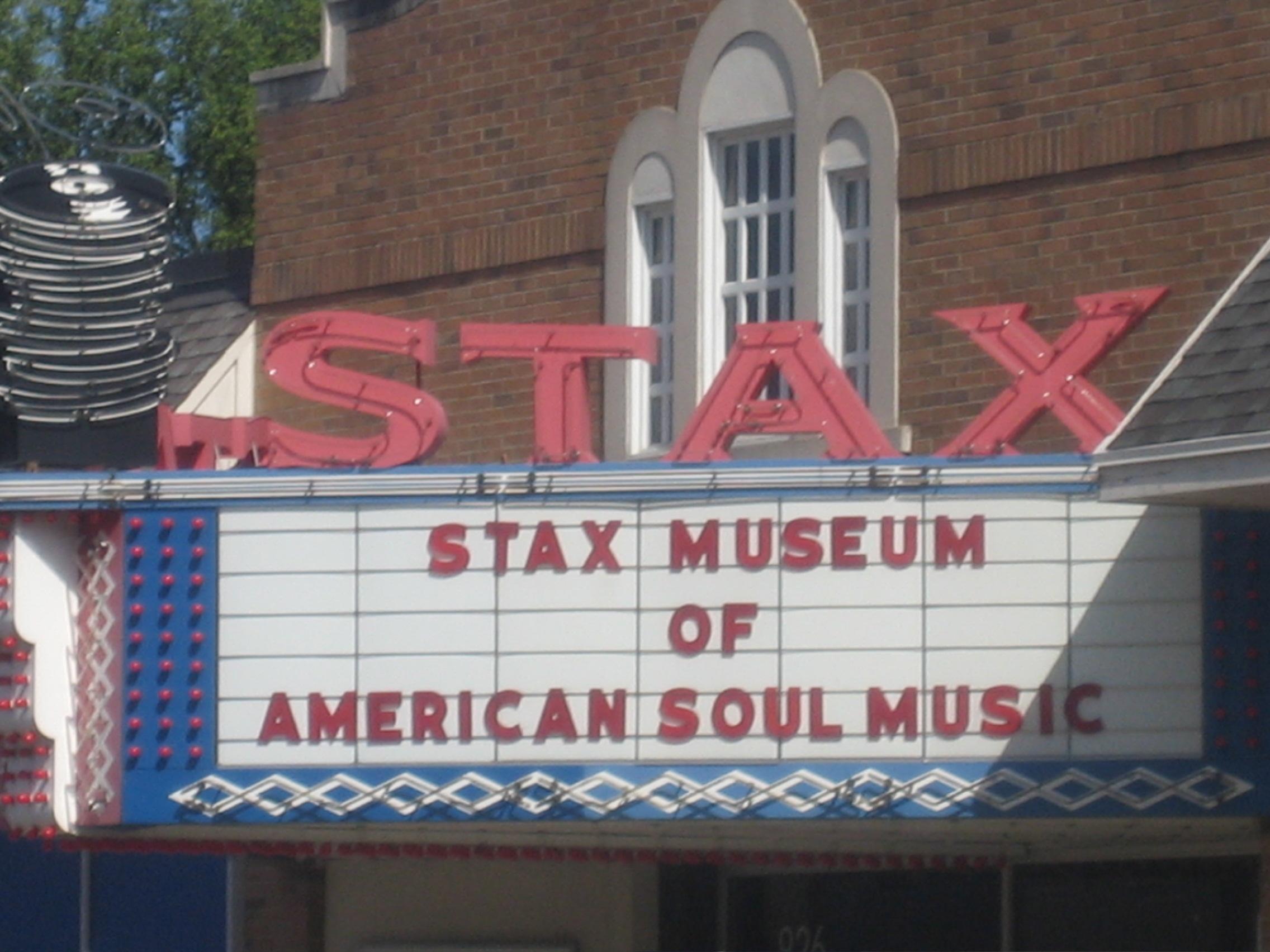 Stax studio