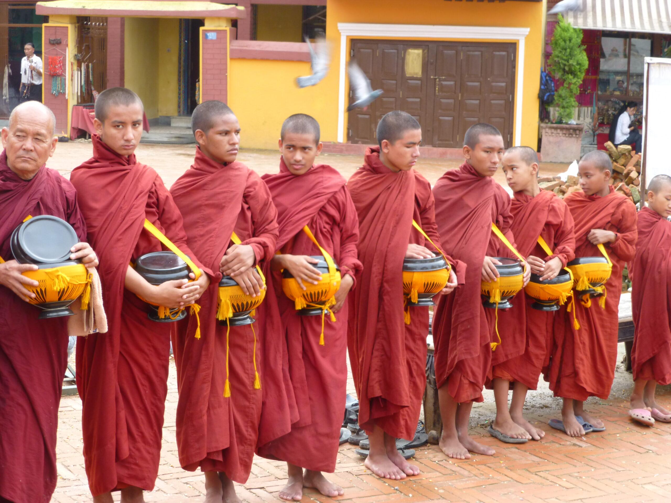 Monniken Nepal