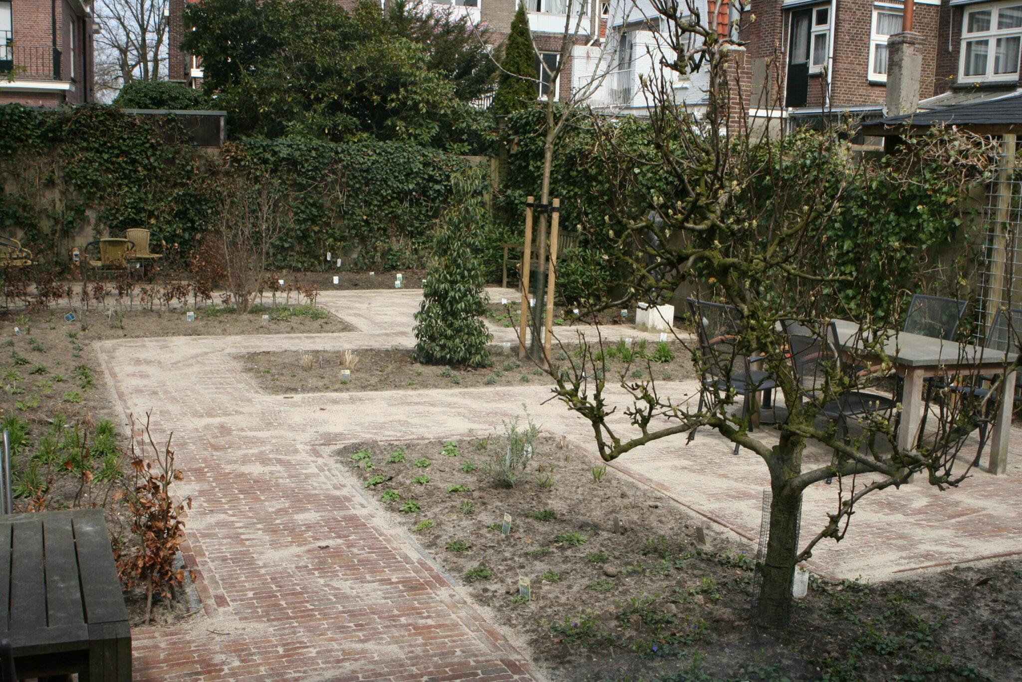 Tuin 2010